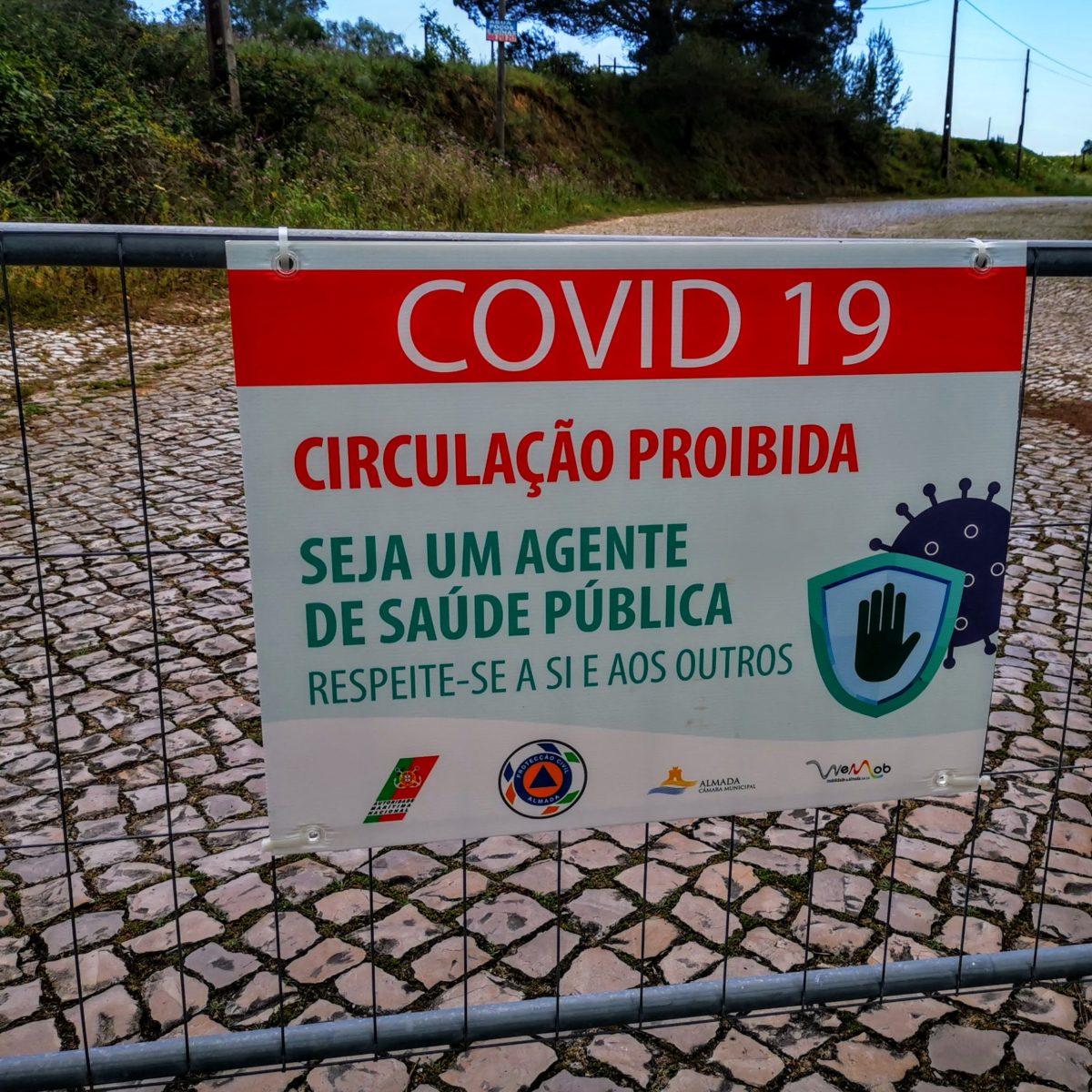 Covid19 Beschränkungen in Portugal