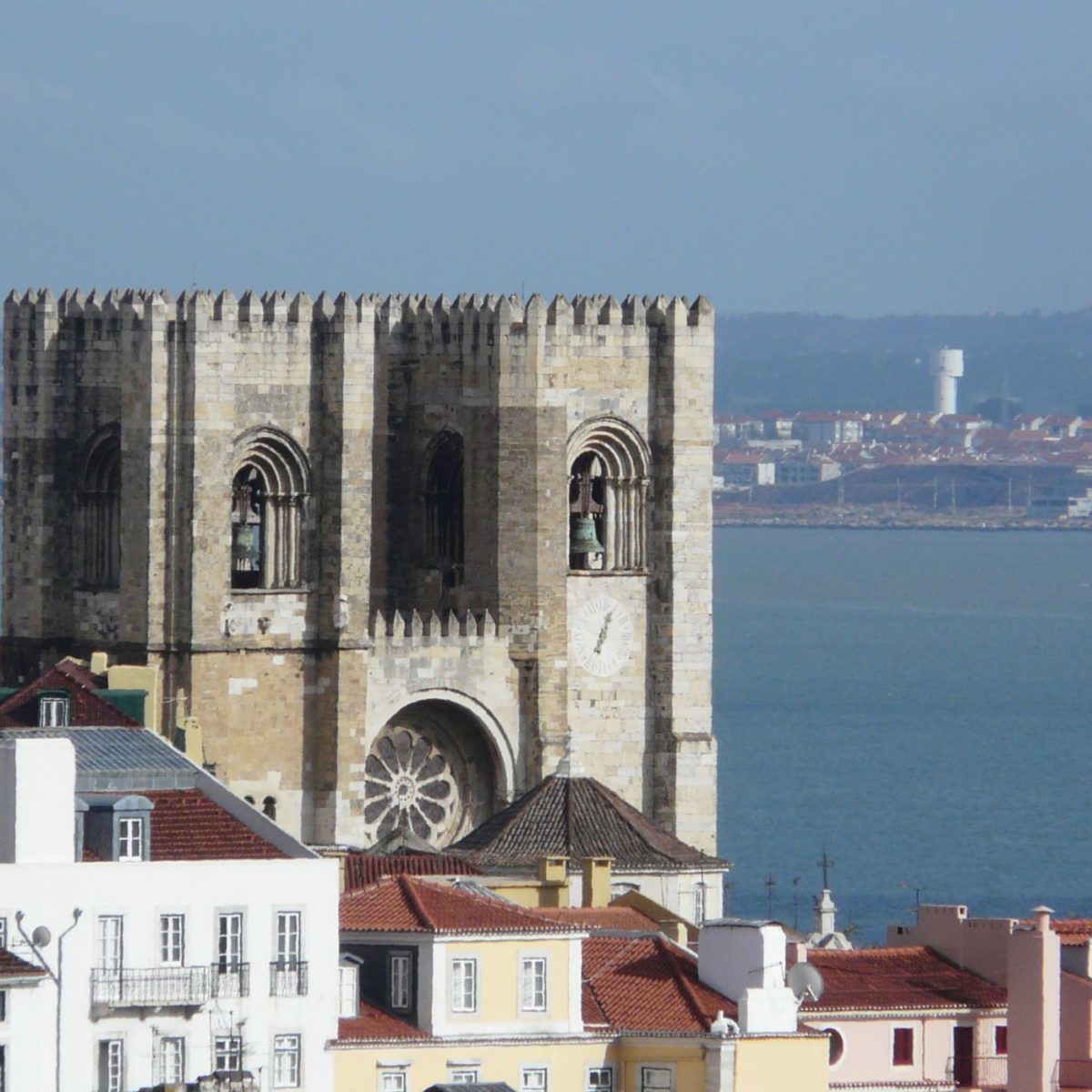Lissabon, Alfama, Sé