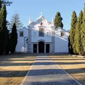 Convento dos Capuchos, Klosterkirche